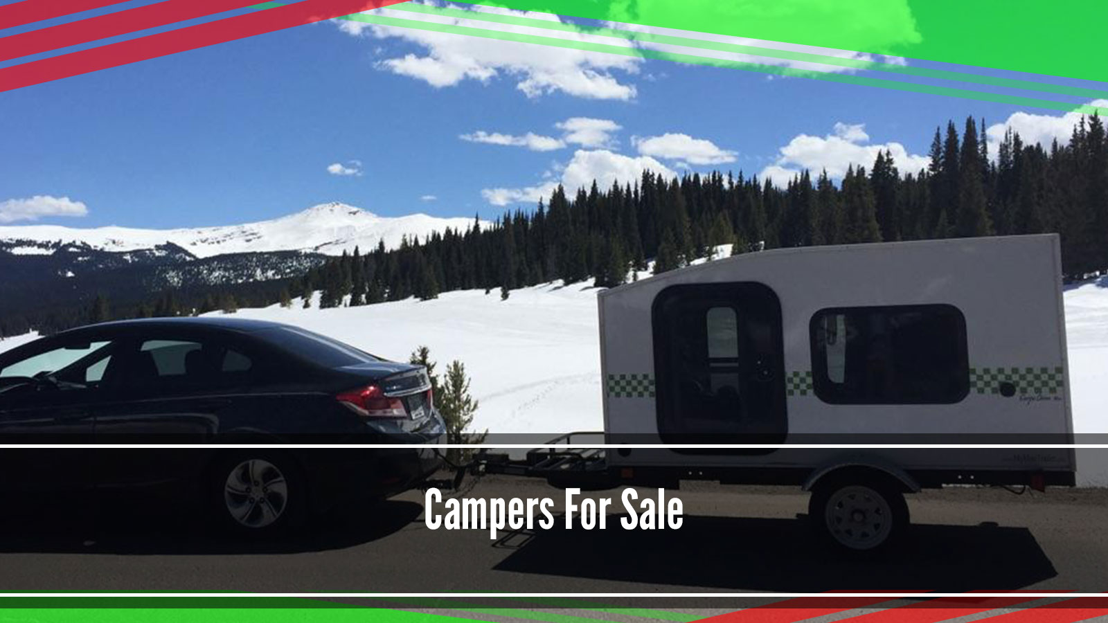 Campers For Sale