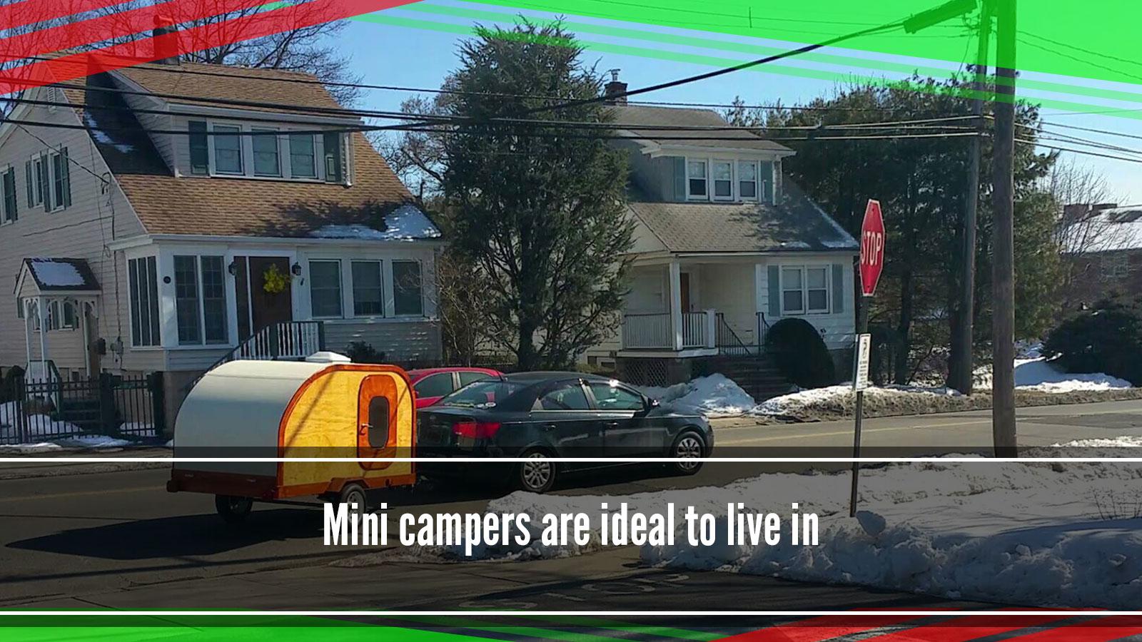 Mini Campers