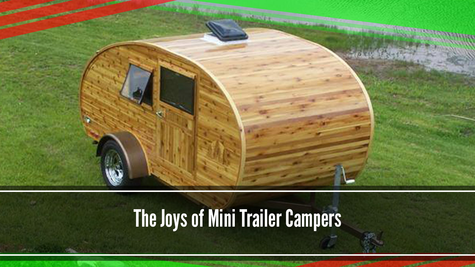 Mini Trailer campers